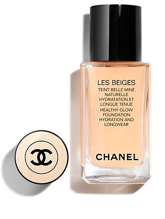 CHANEL Teint belle mine naturelle hydratation et longue tenue Les Beiges CHANEL Neutre