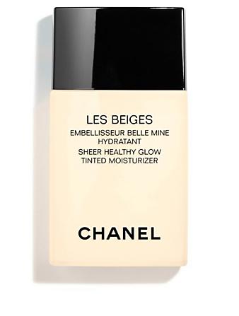 CHANEL Sheer Healthy Glow Tinted Moisturizer CHANEL Brown