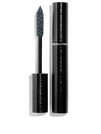 CHANEL Extreme Volume Mascara. 3D-Printed Brush. CHANEL Grey