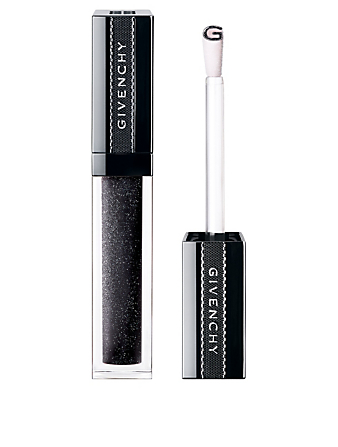 GIVENCHY Gloss Interdit Vinyl Beauté Noir