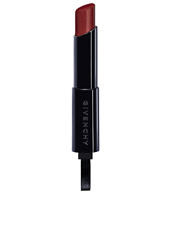 GIVENCHY Rouge Interdit Vinyl Extreme Shine Lipstick Beauty Brown