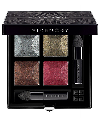 GIVENCHY Sparkling Prisme Quatuor Intense & Radiant Eyeshadow Palette Beauty Multi
