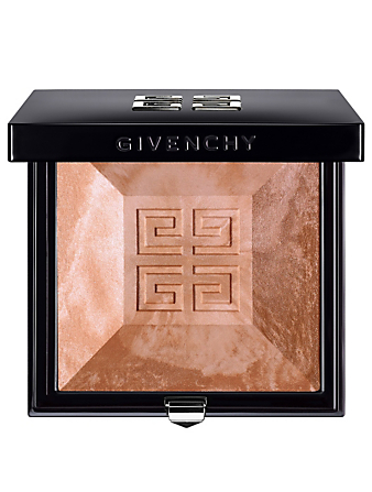 GIVENCHY Healthy Glow Bronzer Powder Marbled Edition - 2019 Solar Pulse Summer Collection Beauty Neutral