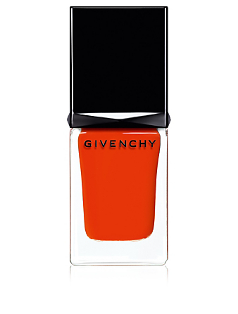 GIVENCHY Le Vernis - 2019 Solar Pulse Summer Collection Beauty Orange