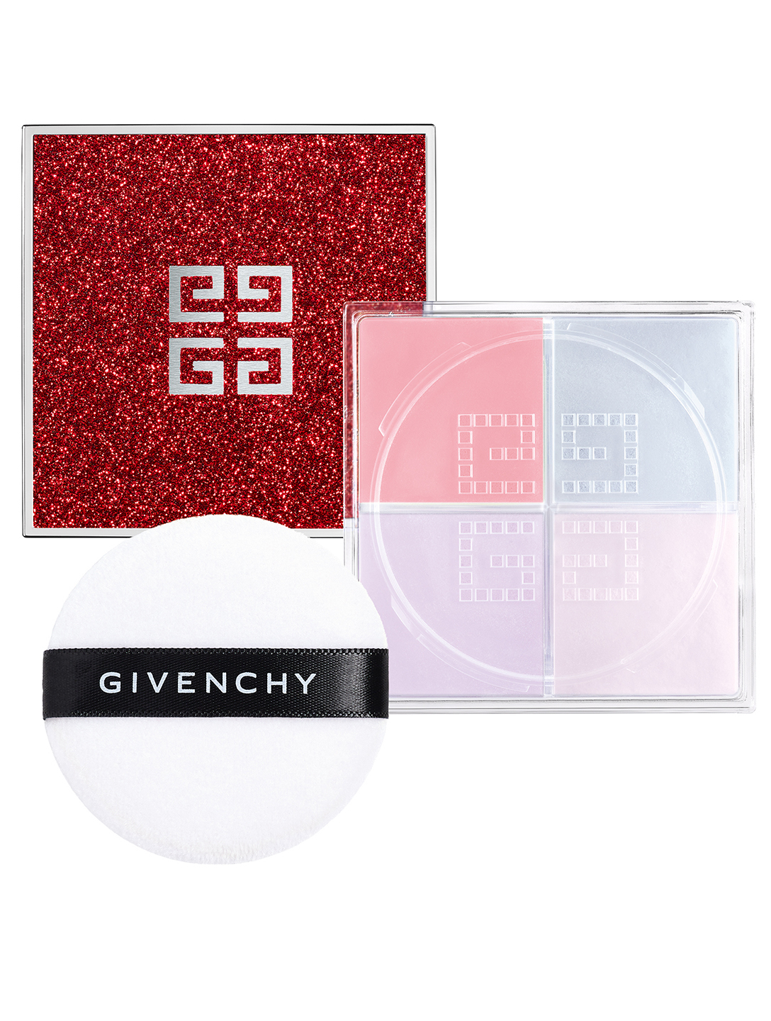 GIVENCHY Prisme Libre Loose Powder - Holiday Red Edition Beauty No Color