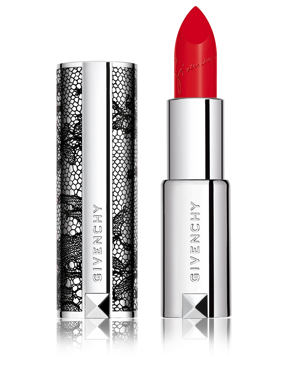 GIVENCHY Le Rouge Lipstck - Couture Limited Edition Beauty Red
