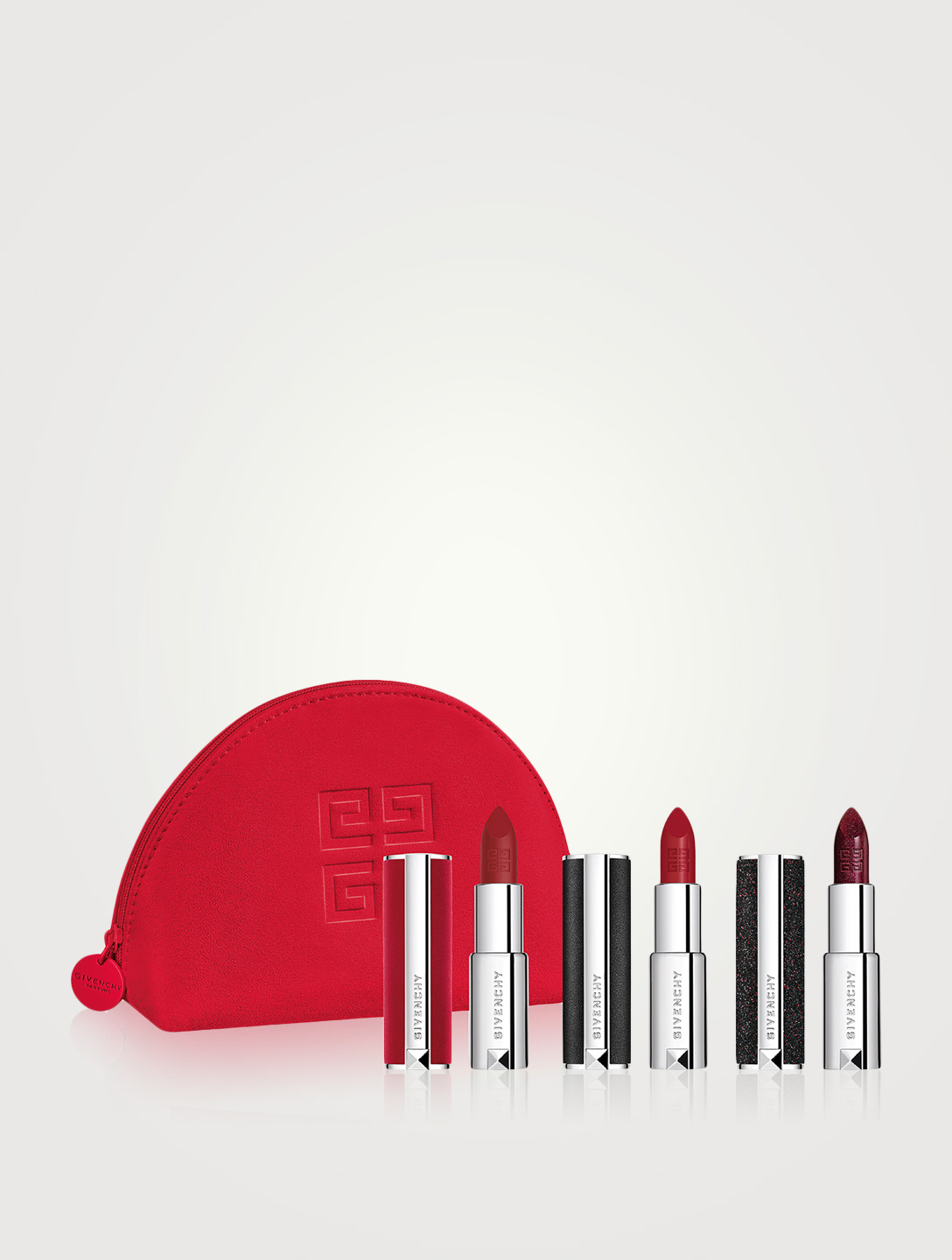 GIVENCHY Le Rouge Lipstick Trio Beauty