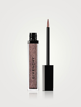 GIVENCHY L'Interdit Lip Top Coat Shimmer Veil Intense Shine Beauty Black