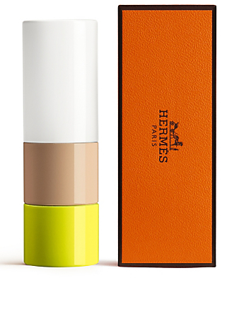 HERMÈS Rouge Hermès Satin Lipstick, Rose Oasis - Limited Edition Beauty Pink