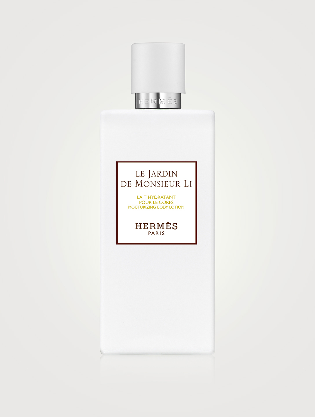 HERMÈS Le Jardin de Monsieur Li Moisturizing Body Lotion Beauty