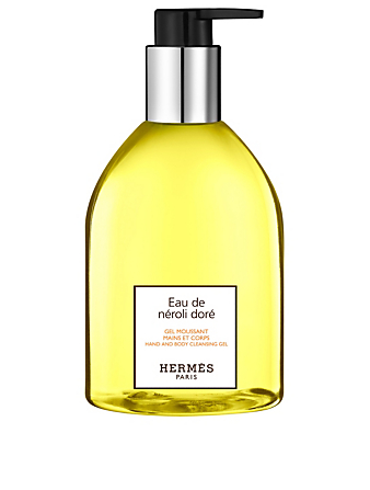 HERMÈS Eau de Néroli Doré Hand and Body Cleansing Gel Beauty