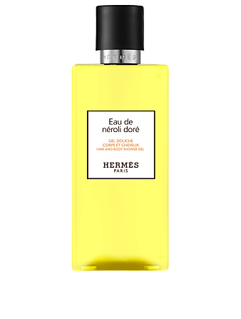 HERMÈS Eau de Néroli Doré Perfumed Bath and Shower Gel Beauty