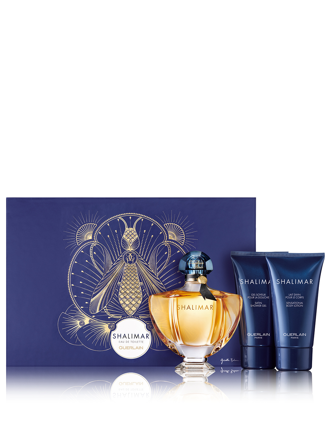 GUERLAIN Shalimar Gift Set Beauty