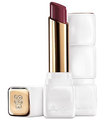 GUERLAIN KissKiss Roselip Hydrating & Plumping Tinted Lip Balm Beauty Purple