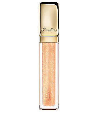 GUERLAIN Baume en gloss Terracotta Kiss Delight Beauté Écru