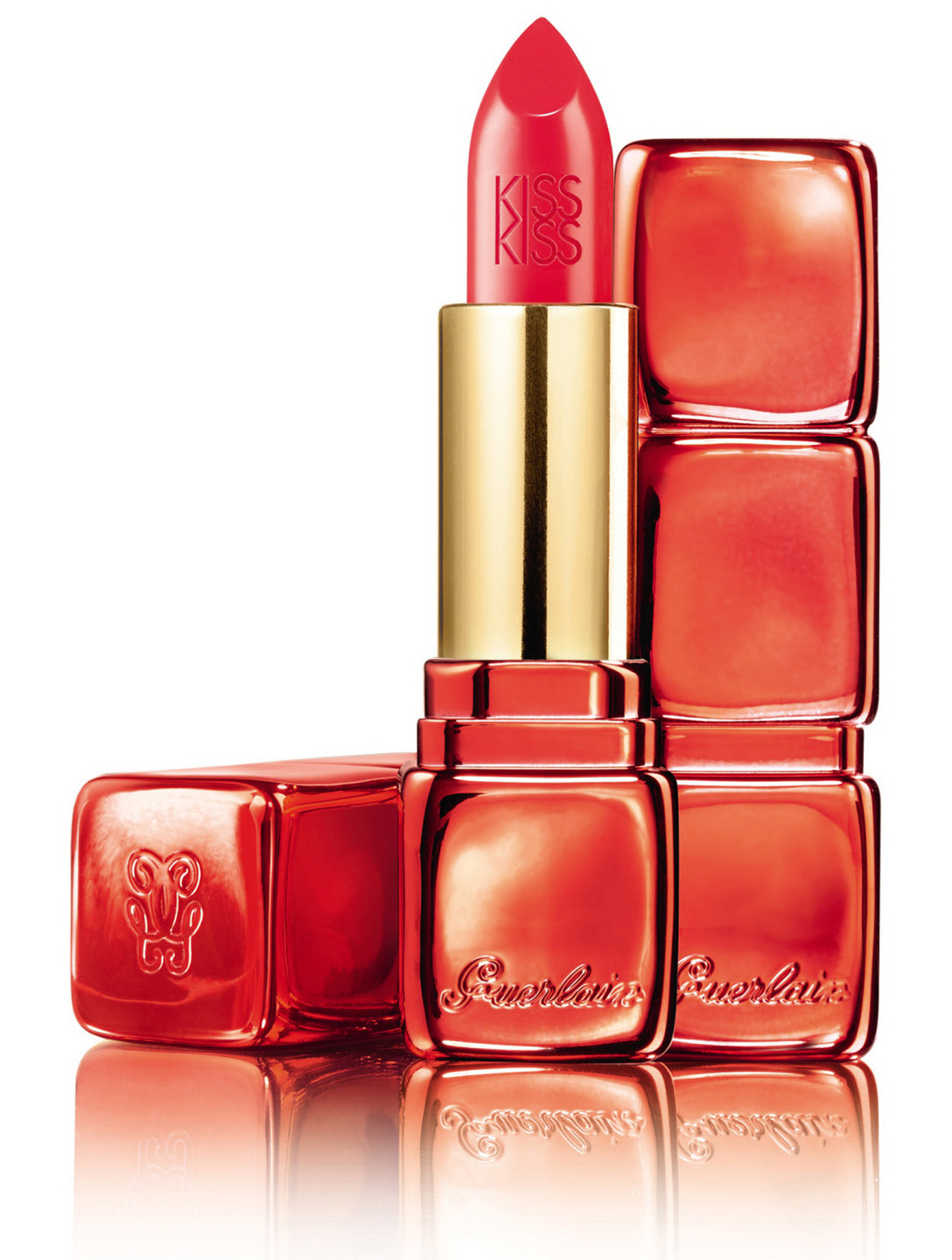 GUERLAIN KissKiss Le Rouge Lipstick  - Chinese New Year Limited Edition Beauty Red