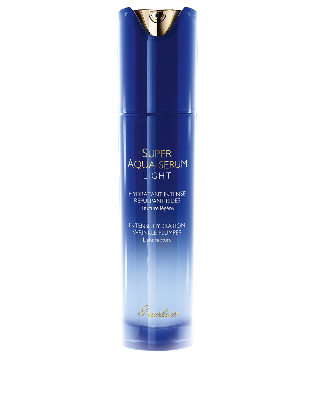 GUERLAIN Super Aqua-Serum Light Intense Hydration Wrinkle Plumper Beauty