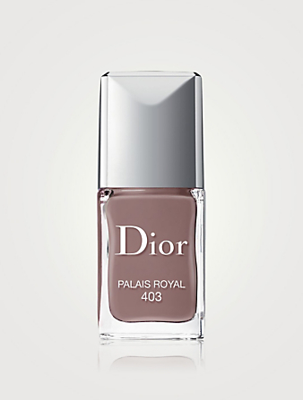 DIOR Dior Vernis Nail Lacquer Beauty Grey