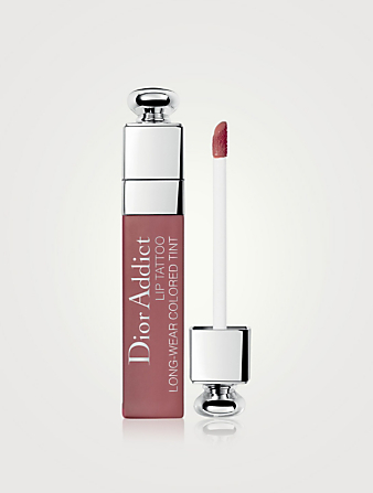 DIOR Dior Addict Lip Tattoo Long-Wear Coloured Tint Beauty Brown