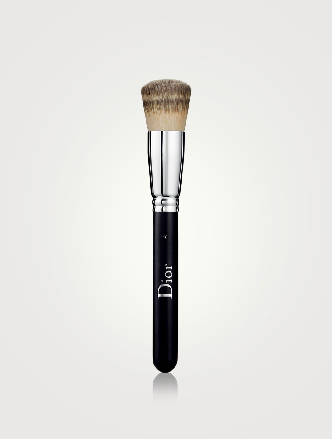 DIOR Dior Backstage Full Coverage Fluid Foundation Brush N° 12 Beauty