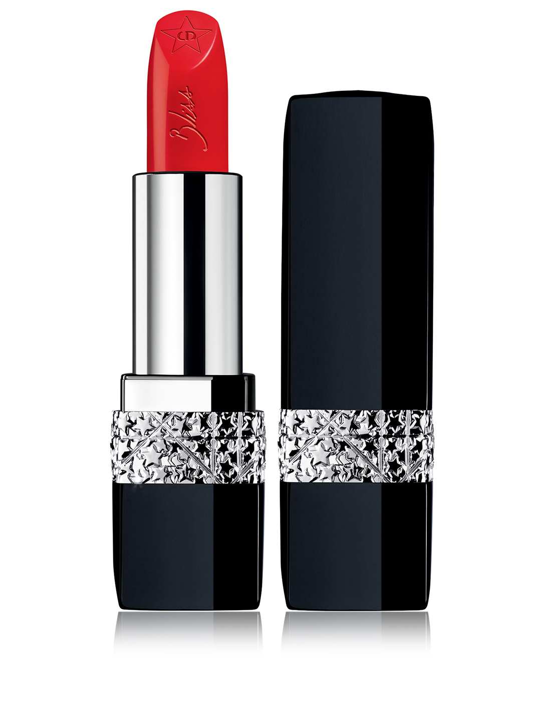 DIOR Rouge Dior Bijou Lipstick – Midnight Wish Limited Edition Beauty Red
