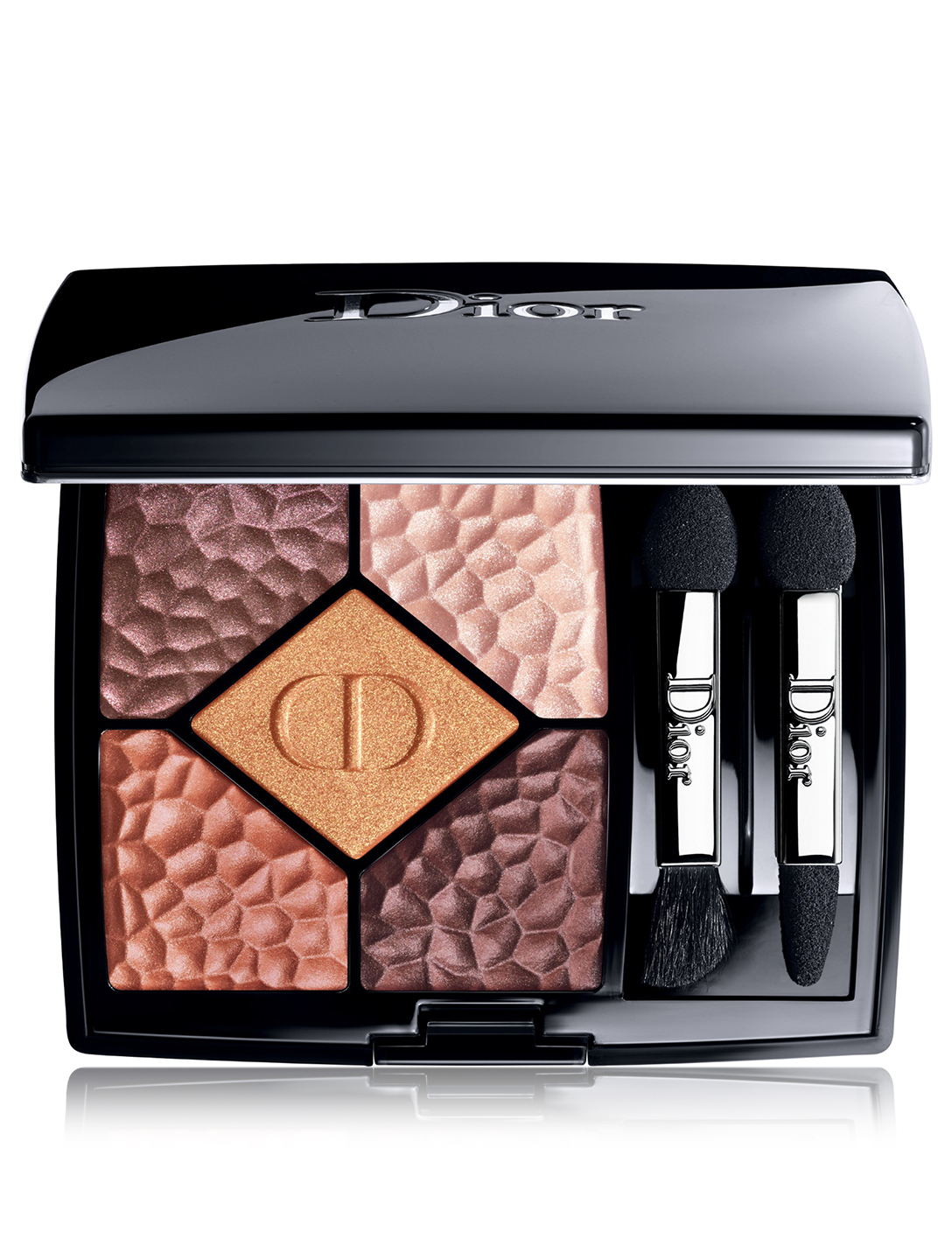 DIOR 5 Couleurs High Fidelity Colours & Effects Eyeshadow Palette - Wild Earth Limited Edition Beauty Brown