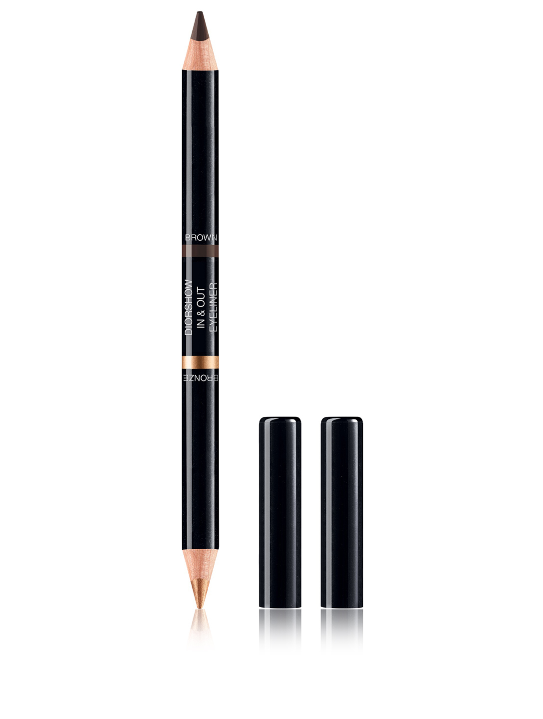 DIOR Diorshow In & Out Eyeliner Waterproof - Limited Edition Beauty Bronze