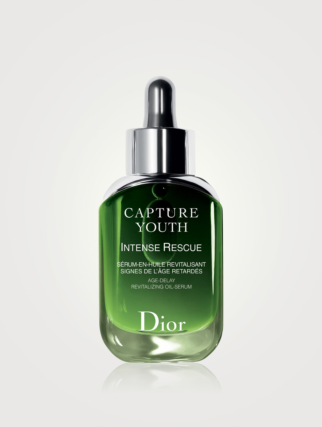 DIOR Sérum-en-huile revitalisant signes de l'âge retardés Intense Rescue Capture Youth Beauté