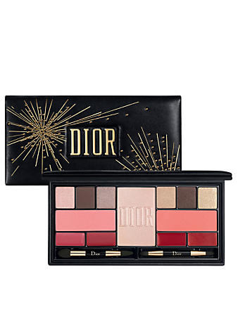 DIOR Sparkling Couture Palette - Color & Shine Essentials Face, Eyes & Lips Beauty