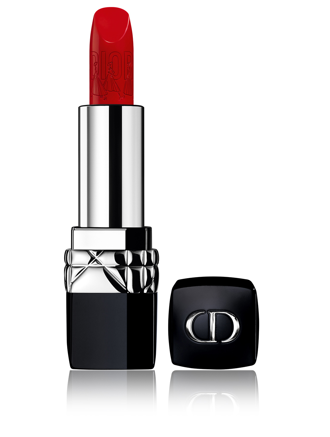 DIOR Rouge Dior Couture Colour Lipstick - Limited Edition Beauty Red