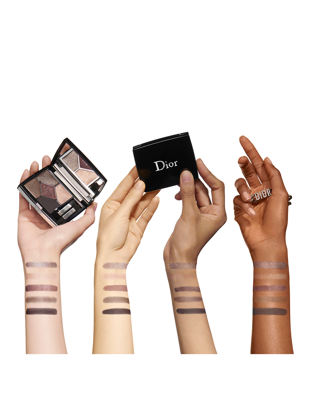 DIOR 5 Couleurs Couture Eyeshadow Palette Beauty Neutral