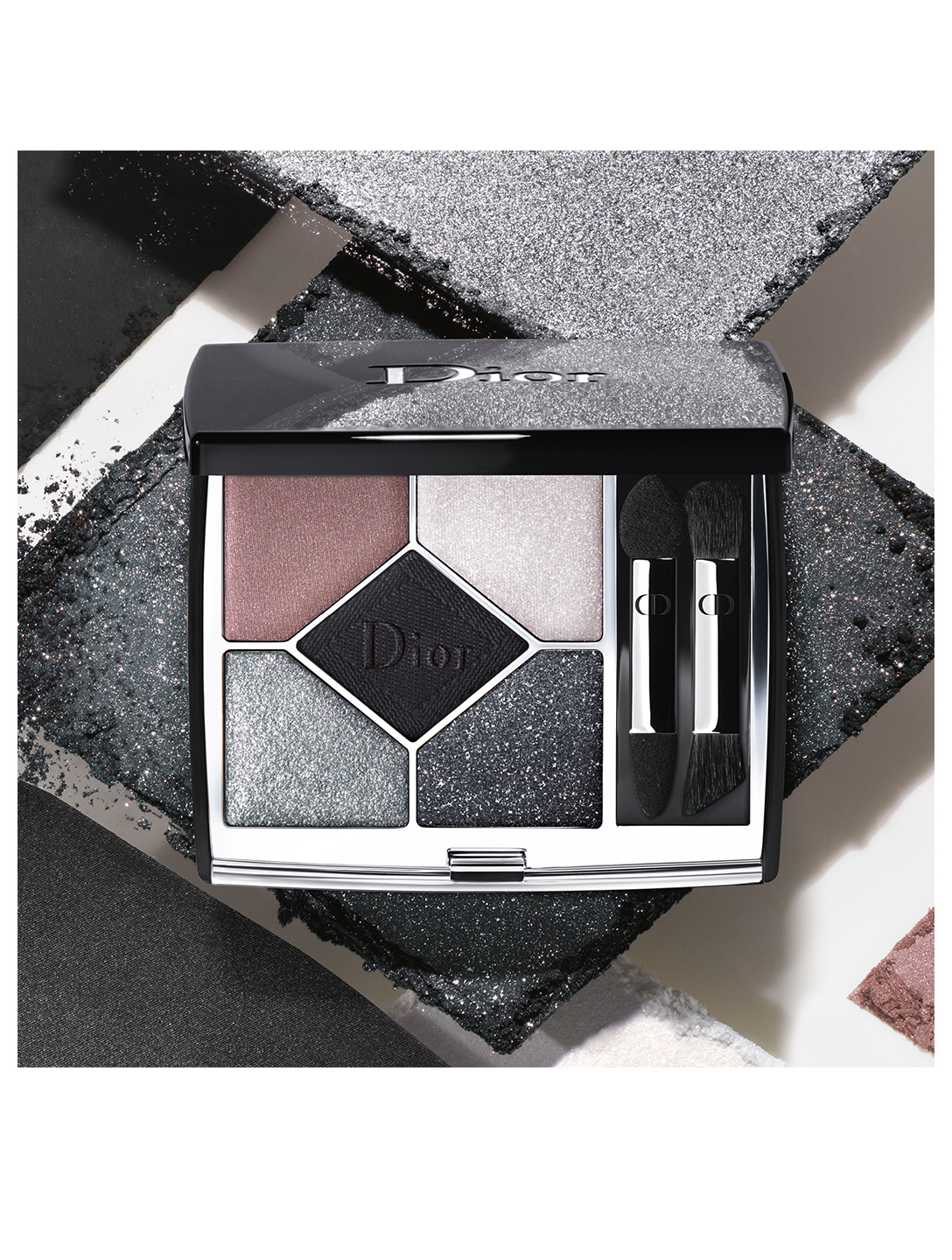 DIOR 5 Couleurs Couture Eyeshadow Palette Beauty Brown