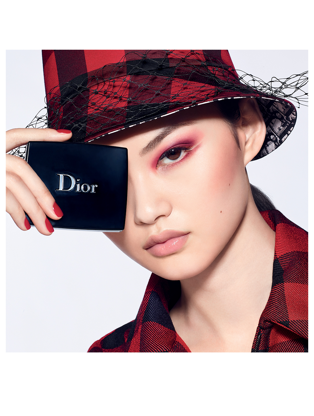 DIOR 5 Couleurs Couture Eyeshadow Palette Beauty Pink