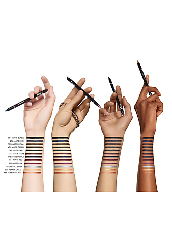 DIOR Diorshow 24H* Stylo Waterproof Eyeliner Beauty Grey