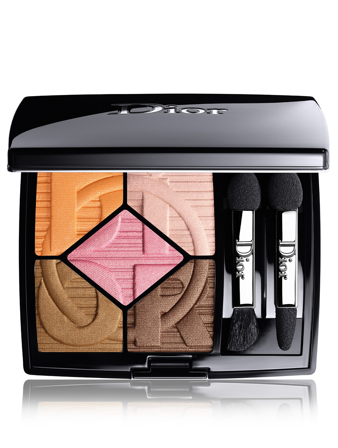 DIOR 5 Couleurs Eyeshadow Palette - Colour Games Limited Edition Beauty Brown