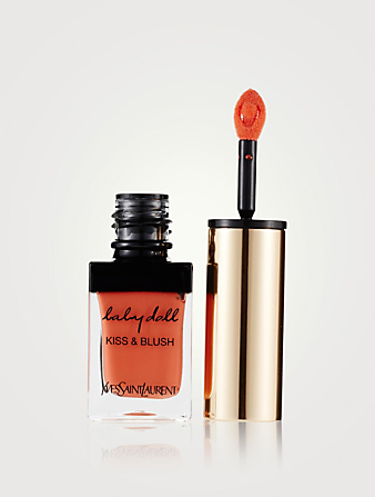 YVES SAINT LAURENT Baby Doll Kiss And Blush Beauty Orange