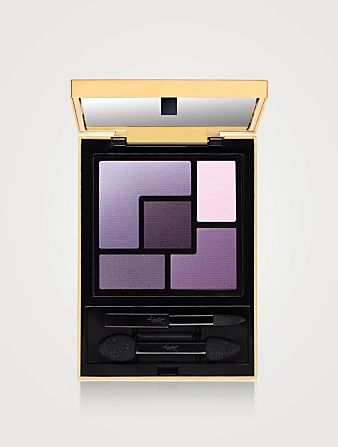YVES SAINT LAURENT Couture Palette Eyeshadow Beauty Purple