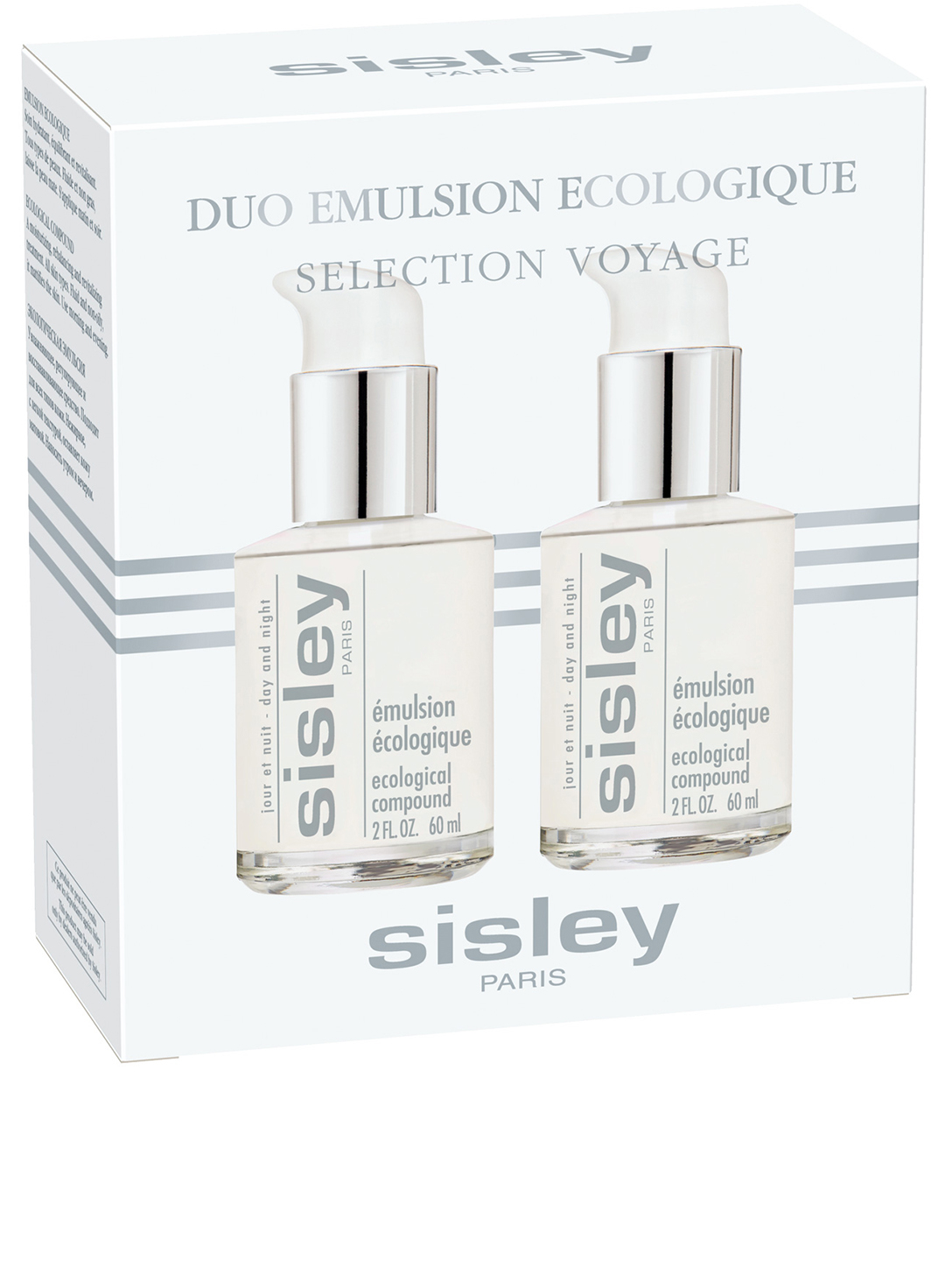 SISLEY-PARIS Ecological Compound Emulsion Duo Beauty