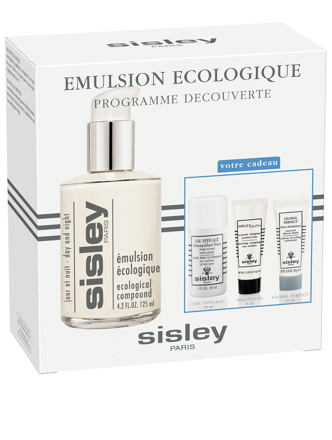 SISLEY-PARIS Ecological Compound Discovery Program Beauty