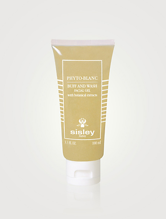 SISLEY-PARIS Phyto-Blanc Buff and Wash Facial Gel Beauty