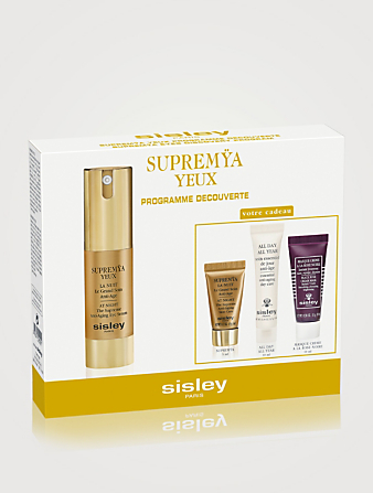 SISLEY-PARIS Supremÿa Eyes at Night Discovery Program Beauty