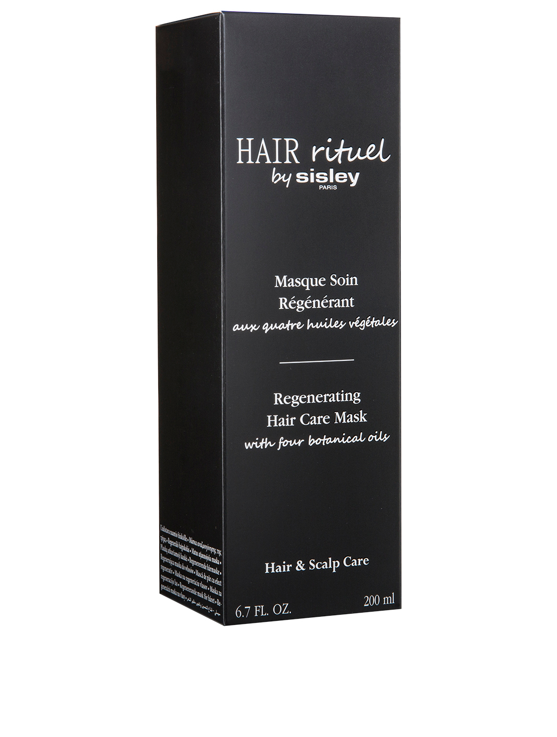 SISLEY-PARIS Regenerating Hair Care Mask with botanical Oils Beauty