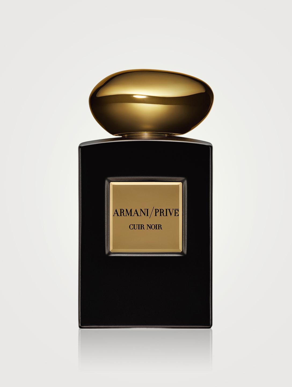 NoirHolt Cuir Eau Giorgio De Parfum Renfrew Armani Privé rCBodWxe