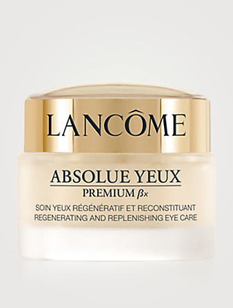 LANCÔME Absolue Yeux Premium βx Regenerating and Replenishing Eye Care Beauty