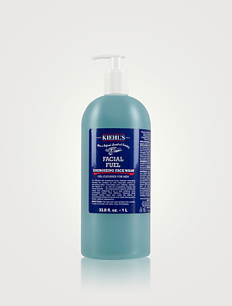 KIEHL'S Facial Fuel Energizing Face Wash Beauty