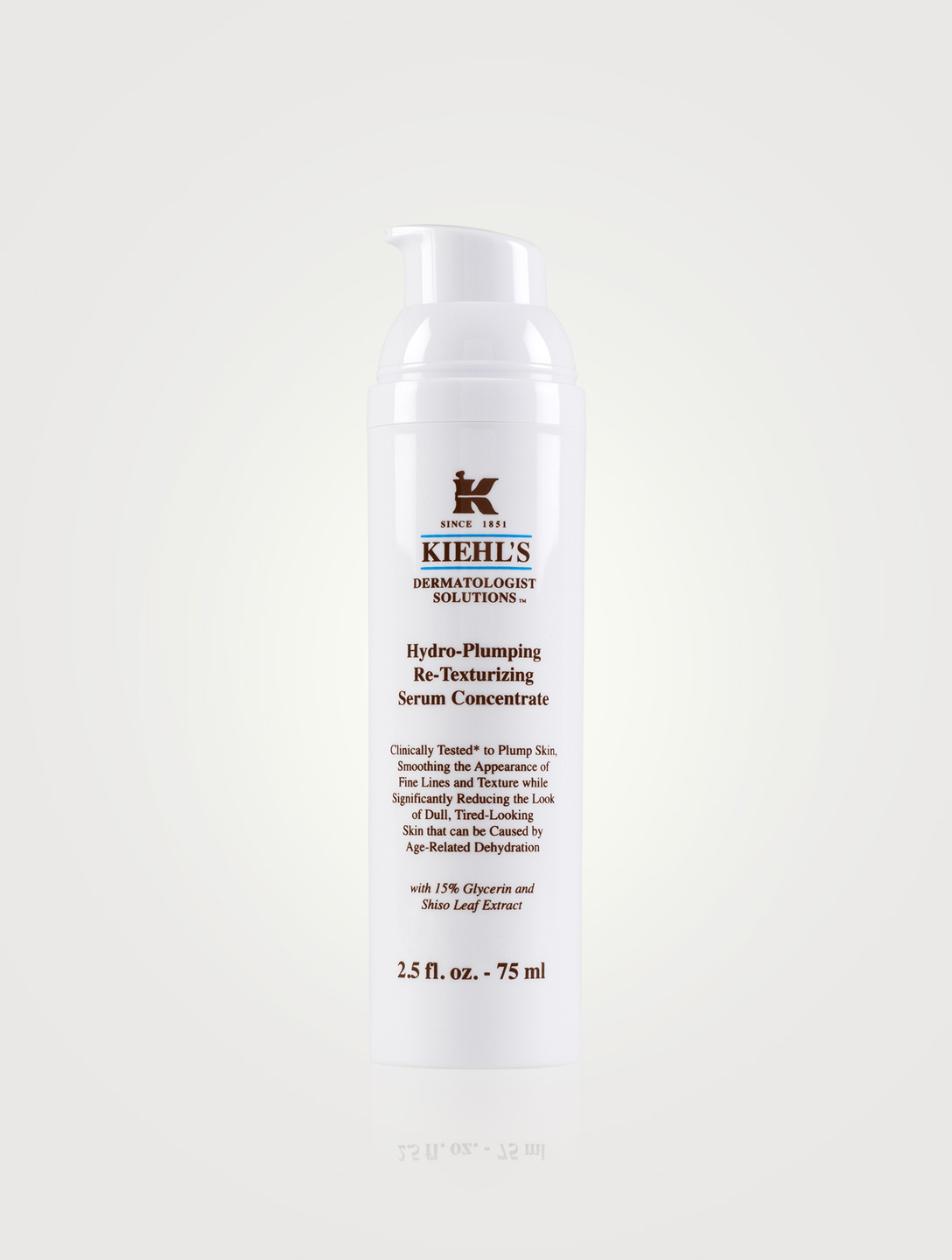 KIEHL'S Hydro-Plumping Re-Texturizing Serum Concentrate Beauty