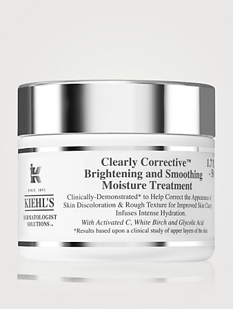 KIEHL'S Clearly Corrective™  Brightening & Smoothing Moisture Treatment Beauty
