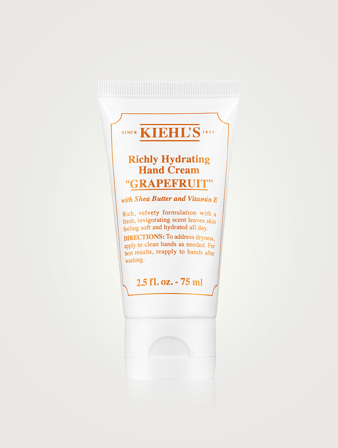 KIEHL'S Grapefruit Richly Hydrating Hand Cream Beauty