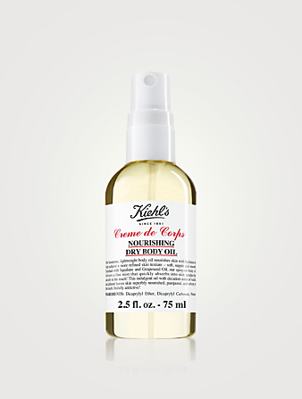 KIEHL'S Crème de Corps Nourishing Dry Body Oil Beauty