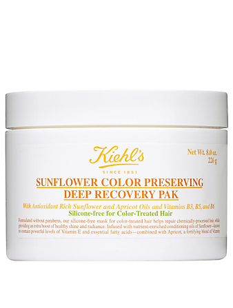 KIEHL'S Sunflower Color Preserving Deep Recovery Pak Beauty